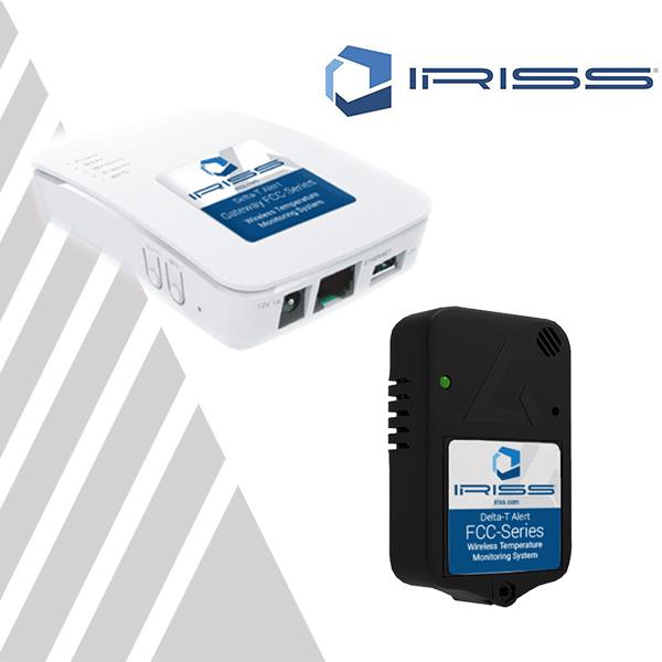 Sistema de Monitoreo Delta T IRISS