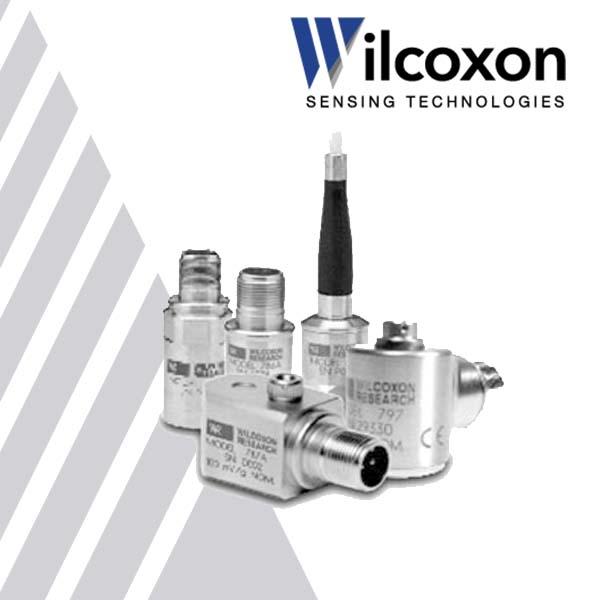 Acelerómetros WILCOXON SENSING TECHNOLOGIES