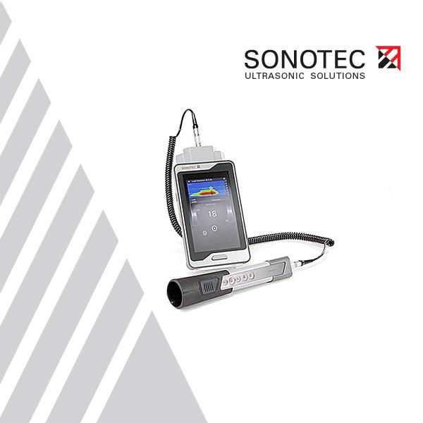 Detección de Ultrasonidos SONOTEC