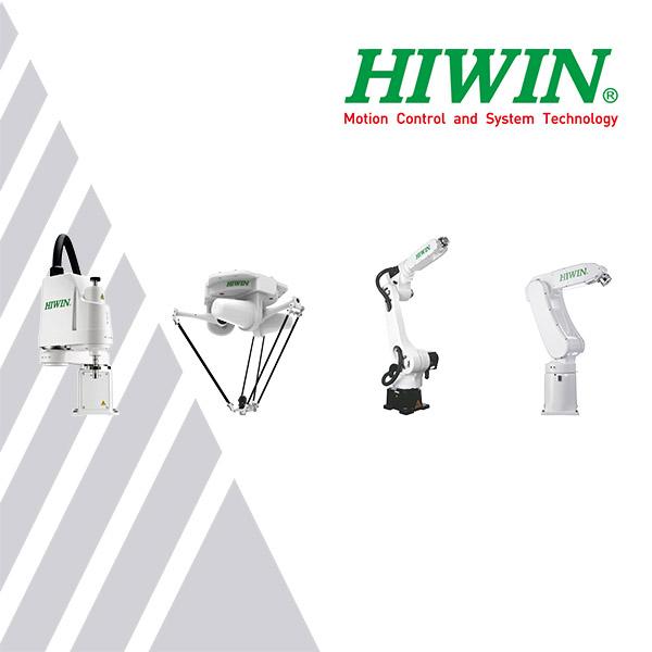 Robots Multiejes Hiwin