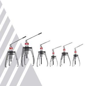Extractores Rodamientos Hidráulicos