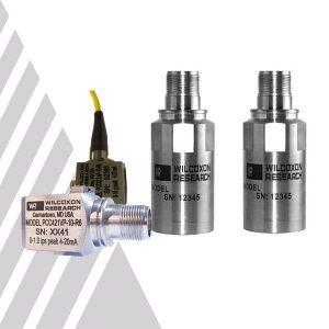 Sensores de Vibración (4-20mA)