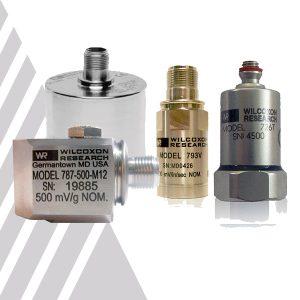 Sensores de Vibración (IEPE)
