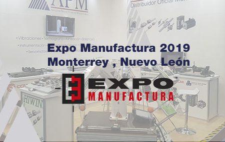 El evento más importante de Manufactura más importante de México. Conectando Soluciones Tecnológicas para una Manufactura Avanzada.
