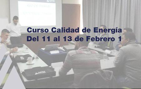 Del 11 al 13 de Febrero /Guadalajara Enseñar los fundamentos básicos y avanzados de Calidad de Energía Eléctrica y Eficiencia Energética.